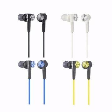 ★原廠公司貨附發票★ 【天天3C】SONY MDR-XB50AP 重低音內耳式手機用耳麥