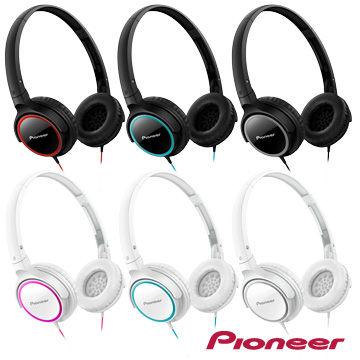 【天天3C】Pioneer SE-MJ512 輕巧薄型時尚 迷你耳罩式耳機
