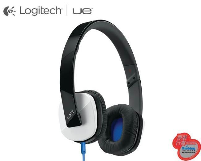 羅技 Logitech UE4000 ( 白色 ) 耳罩式耳機 iPhone/iPod/iPad可用