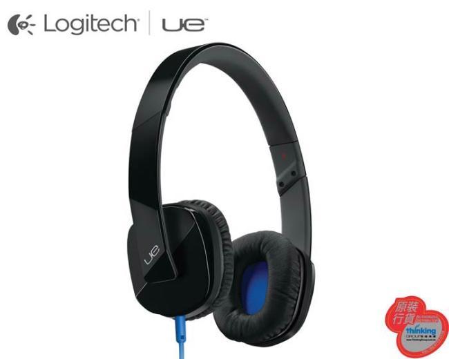 羅技 Logitech UE4000 ( 黑色 ) 耳罩式耳機 iPhone/iPod/iPad可用