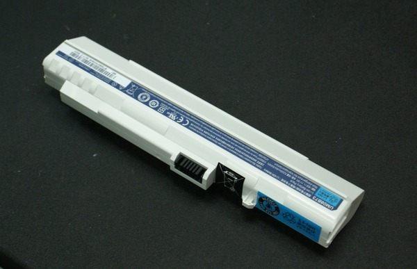 ACERAspireOneZG5KAV10A0A150KAV60原廠電池UM08A726CELL白色