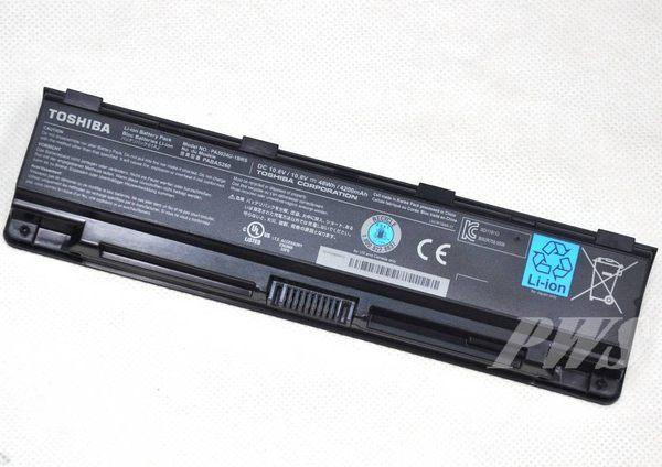 【天天3C】TOSHIBA 原廠 PA5024U-1BRS PA5024 PABAS260 原廠電池 L830 L840 L850 M830 M840 M850 C805 C830 C840 C850