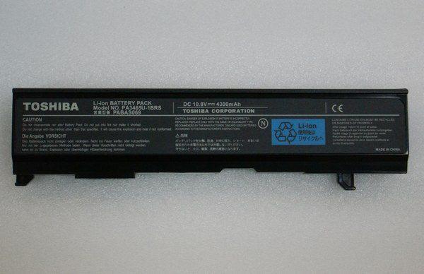 【天天3C】TOSHIBA 原廠電池 PA3465U PABAS069 A100 A105 A115 A85 M100