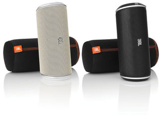 JBL Flip 可攜式藍芽無線喇叭 台灣總代理-英大公司貨(白)[天天3C]