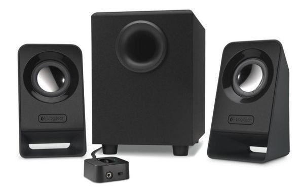 羅技 Logitech Z213 多媒體喇叭 2.1聲道音箱 便利線控 可調低音