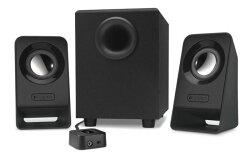 [富廉網] 羅技 Logitech Z213 多媒體喇叭 2.1聲道音箱 便利線控 可調低音