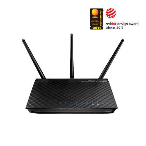 [天天3C] ASUS 華碩 (RT-N66U) Wireless-N900 雙頻 Gigabit 無線路由器