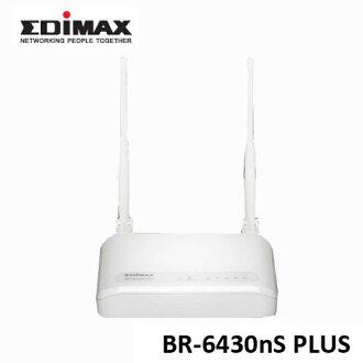 訊舟 EDIMAX BR-6430nS Plus N300多模式無線網路分享器 [天天3C]