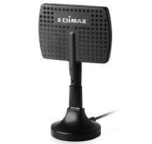[富廉網] 訊舟 EDIMAX EW-7811DAC AC600雙頻高增益指向型天線USB無線網路卡 (贈送延長底座)