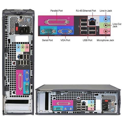 Godwincorp Dell Optiplex Gx620 Intel Pentium 4 2800 Mhz 400gig Hdd