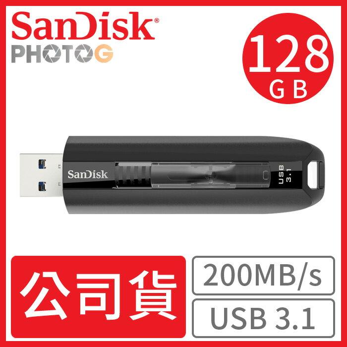 【公司貨】SanDisk 128GB Extreme Go USB 3.1 CZ800 隨身碟 寫入150MB / s;讀取200MB / s SDCZ800-128G - 限時優惠好康折扣