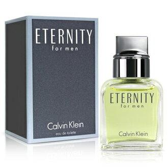 香水1986☆Calvin Klein Eternity CK永恆男性淡香水 5ml 香水