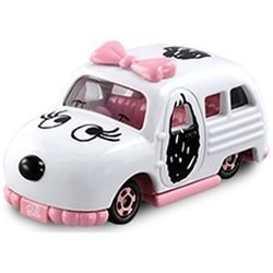 【真愛日本】14072300001 TOMY車-妹妹貝兒車 史奴比 史努比 SNOOPY 造型小車 擺飾品 裝飾品