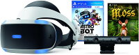 PlayStation VR - Astro Bot Rescue Mission + Moss Bundle