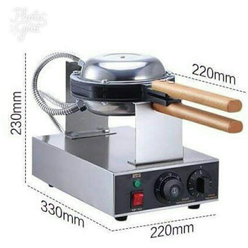 ''廚匠烘焙''  110v  雞蛋仔機  QQ蛋仔烤餅機 1