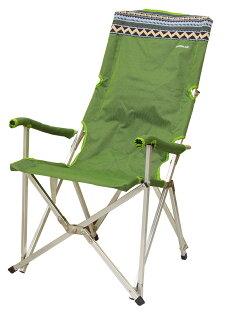野樂大川椅,鋁管內襯方形內管強化支撐力ARC-808野樂CampingAce
