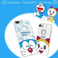 小叮噹週邊商品推薦RK.星空保護哆啦A夢Apple iPhone7PLUS卡通可愛立體