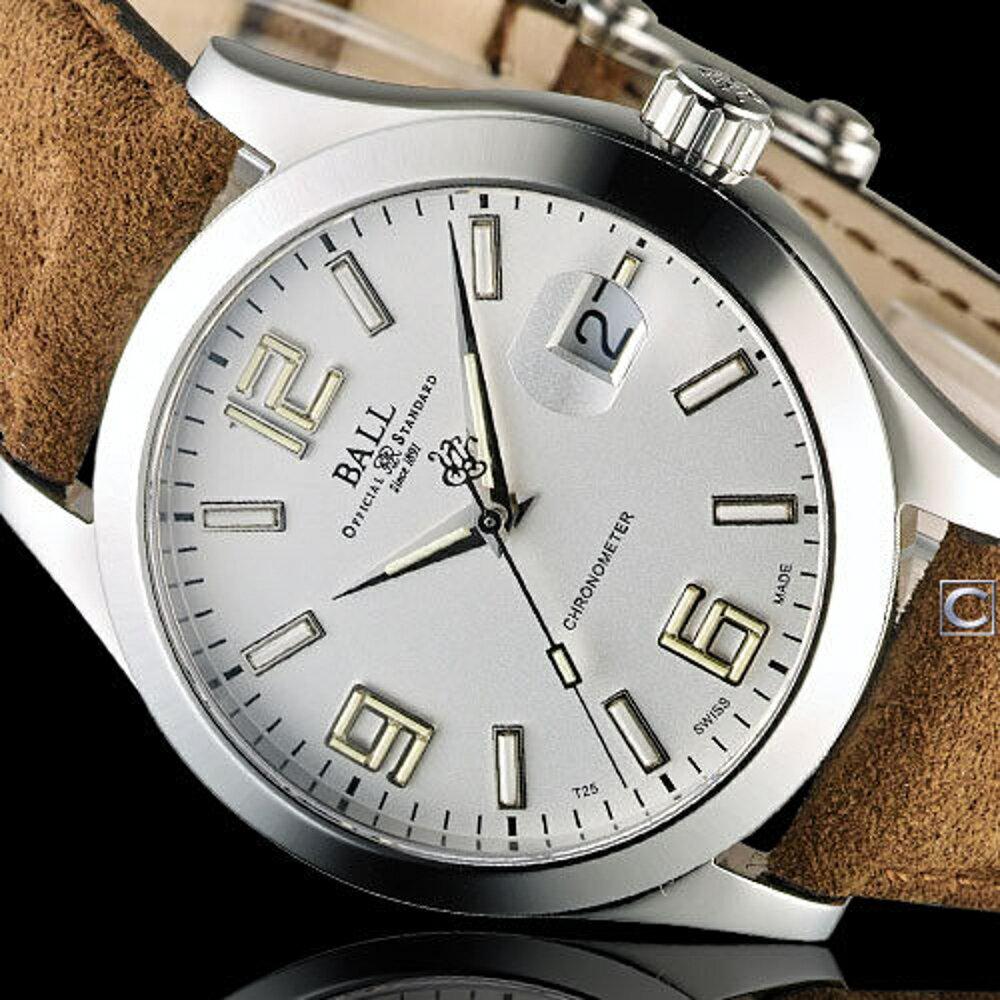 BALL 波爾錶 Engineer II 機械腕錶 NM2026C-L4CAJ-SL