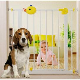 a+b safe 小鴨門欄 兒童安全門欄 BABY門欄 柵欄 圍欄 雙向開啟全自動回扣
