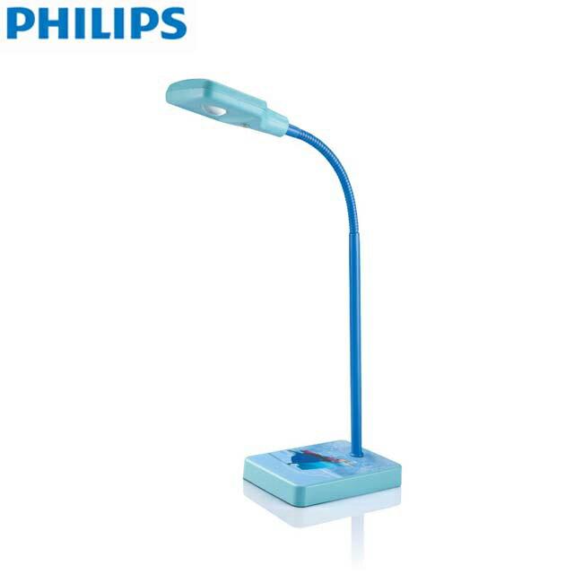 [滿3千,10%點數回饋]PHILIPS 飛利浦 Disney Desklight LED迪士尼檯燈71770–冰雪奇緣 **免運費**