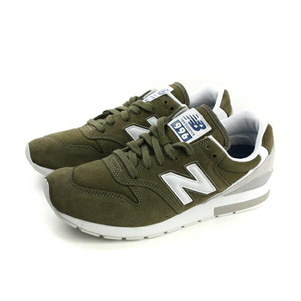NEW BALANCE 996 運動鞋 綠色 男鞋 MRL996JZ no285 0