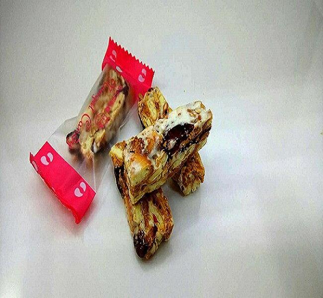 【湘禾烘焙】雪花餅6顆分享包(綜合口味)-堅持不加硬化劑、防腐劑等添加物