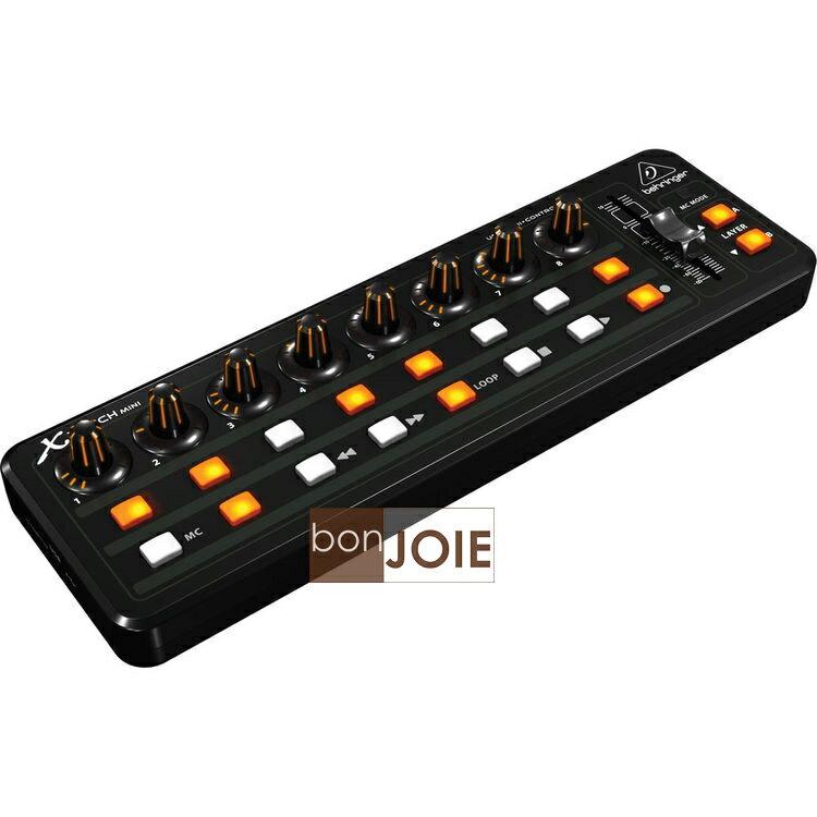 ::bonJOIE:: 美國進口 Behringer X-TOUCH MINI 控制器 (全新盒裝) USB DAW控制台 修圖DJ Ultra-Compact Universal USB Controller