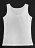 傑適達Jesda 甲殼素抗菌少女背心內衣 舒適吸汗抗菌防臭(白色) 4