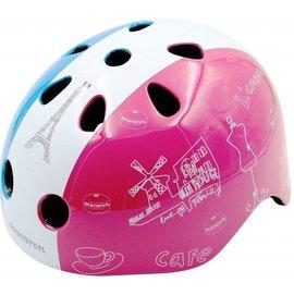 【淘氣寶寶】London Taxi KickBike 幼兒安全帽-法式風格【採用堅硬的外殼保護寶貝頭部】