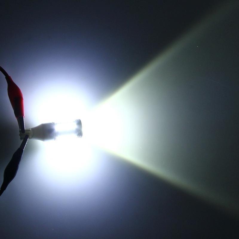 保固半年 T15 32晶+1CREE 倒車燈 鷹眼流氓燈 超亮 4014 車燈 小魚眼 t15煞車燈 0