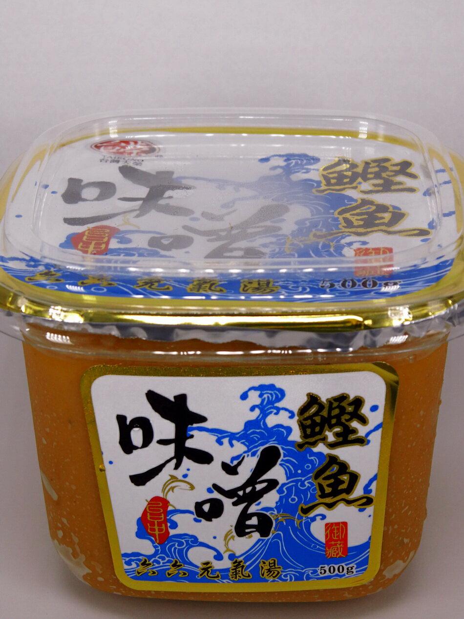 煮湯燒烤台榮鰹魚味噌500g