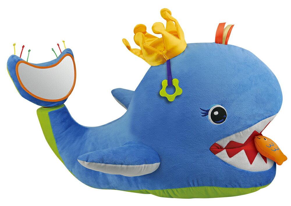 ~淘氣寶寶~奇智奇思 K #x27 s Kids 藍色大鯨魚~ 貨~ 有 ~非水貨~