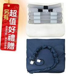 悅發 減壓氣墊 (未滅菌) 白玉 8575 輪椅座墊F款補助 贈 床包組