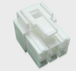 VLP-06V-1   6.2mm間距  6P Plug connector (可卡鎖) JST VL系列線對線連接器 / 空中接頭  (含稅)【佑齊企業 iCmore】