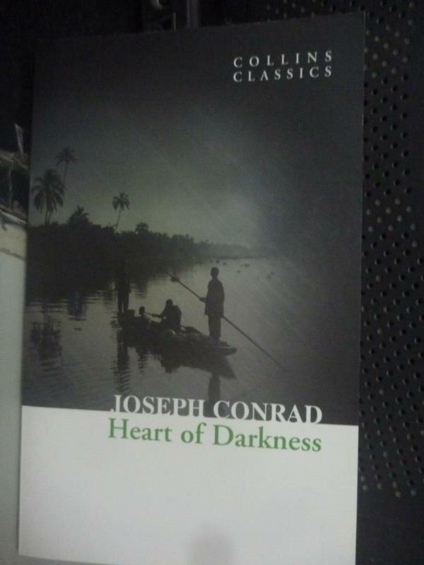 【書寶二手書T5/原文小說_IPV】Heart of Darkness_Joseph Conrad