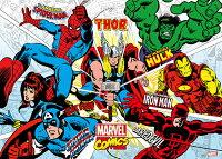 漫威英雄Marvel 周邊商品推薦【P2 拼圖】Marvel Comics 經典漫畫(2)拼圖520片 HPM0520-006