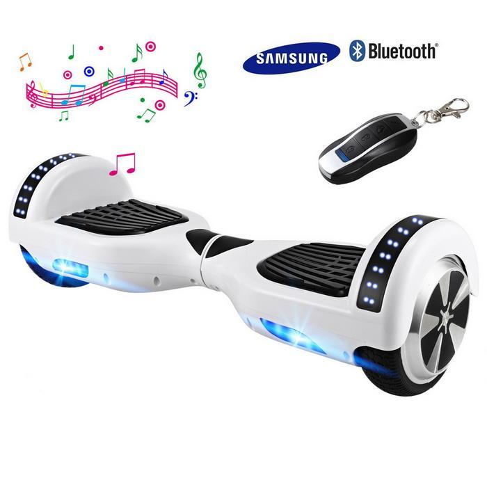 Bluetooth 6.5inch 2 Wheels Electric Self-Balancing Smart Drifting Scooter 1