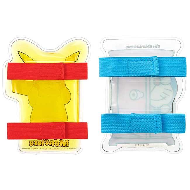 方形透明果凍保冷劑 哆啦A夢 SKATER 造型保冷劑 日本進口正版授權