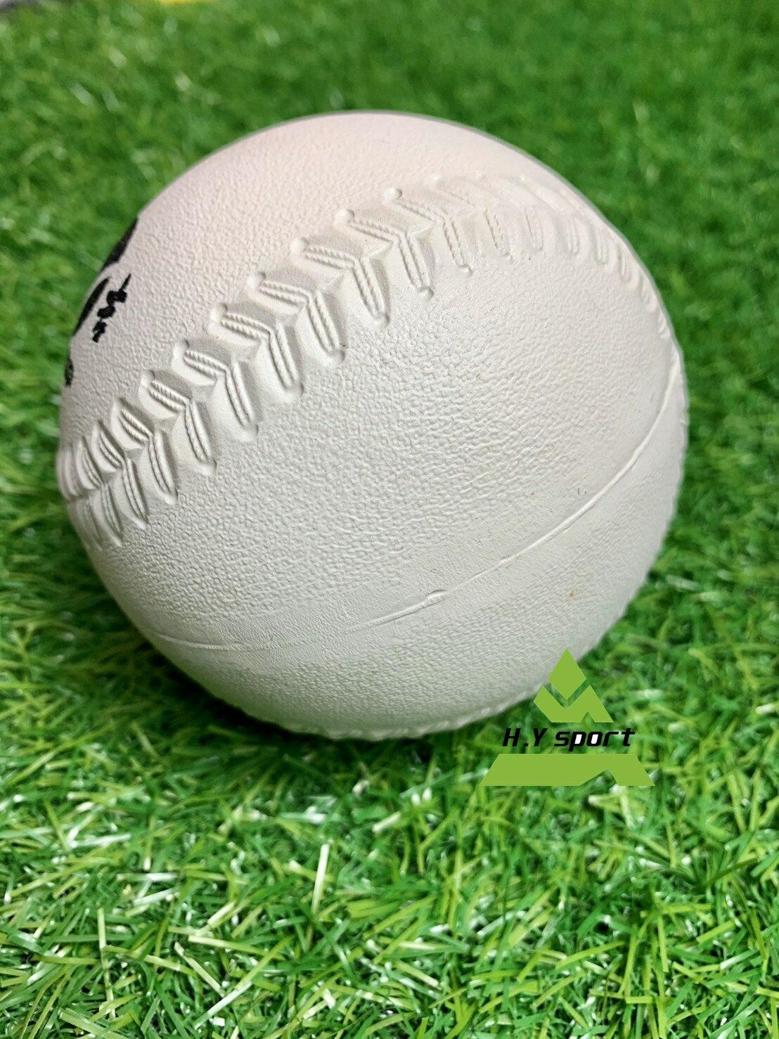 【H.Y SPORT】耐吉 YUTOP 練習壘球 白色 硬式壘球 1