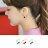 耳環 閃亮珠珠水晶潮耳環【TSSE691】 BOBI  05/19 - 限時優惠好康折扣