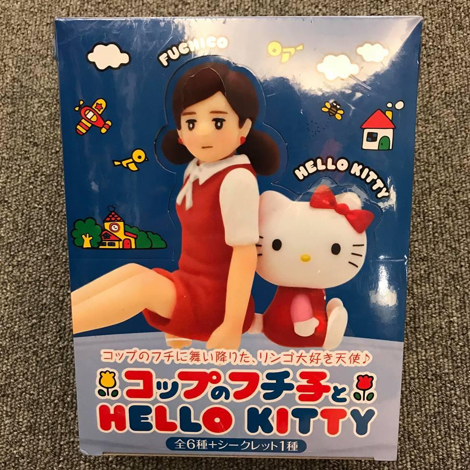 現貨 BEETLE 初版 日本限定 杯緣子 HELLO KITTY 聯名 盒抽 全套12入 大全套6+1隱藏版
