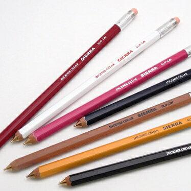 香杉木桿 自動鉛筆