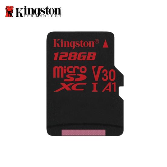 金士頓 128G Kingston Canvas React microSDXC UHS-I U3 記憶卡 保固公司貨
