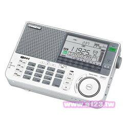 SANGEAN山進 全波段 專業化數位型收音機 ATS-909X