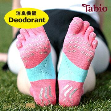 日本靴下屋Tabio 除臭速乾運動五指襪(23~25cm)  /  馬拉松路跑必備 /  RACING RUN - 限時優惠好康折扣