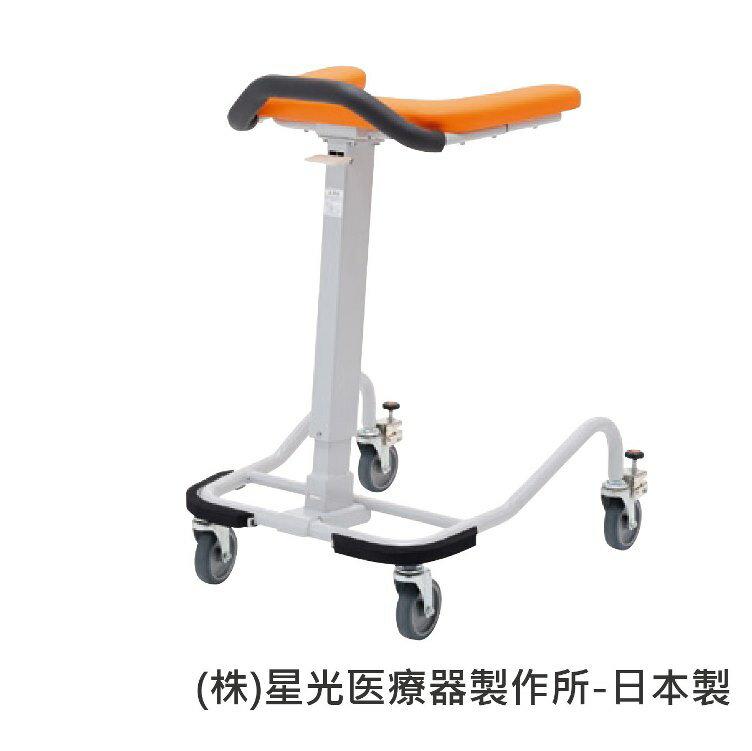 機械式助行器 - 老人用品 銀髮族 可調整高度 幫助行走 助行車 日本製 [W1304]