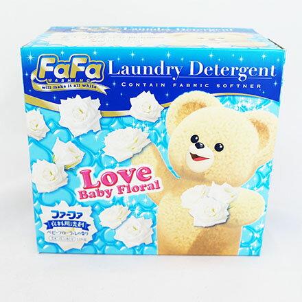 【敵富朗超巿】FaFa柔軟洗衣粉 0