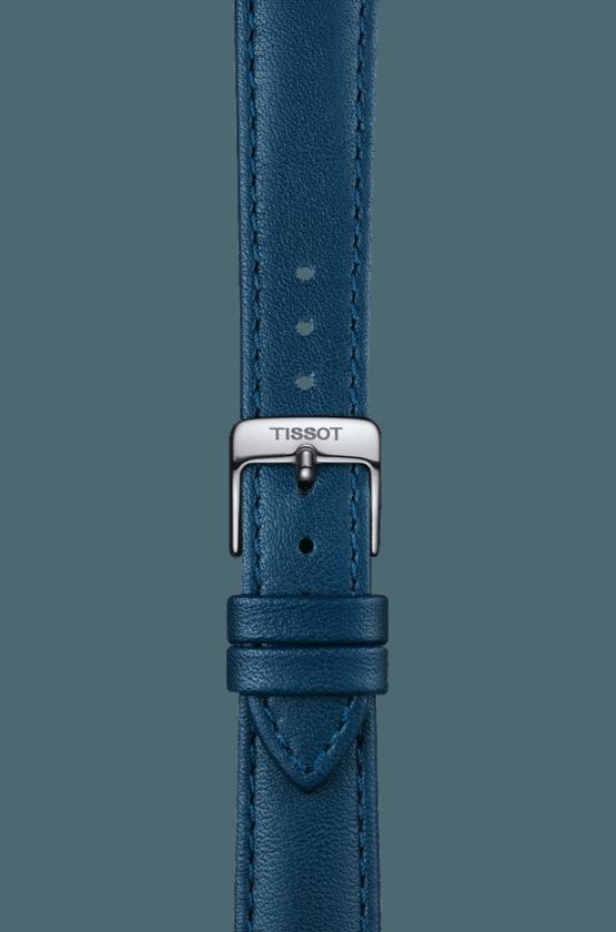TISSOT 天梭 T1032101601700 BELLA ORA 皮帶石英女腕錶 38mm 3