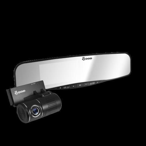 DOD RX500W FULL HD 1080P 後視鏡型行車記錄器