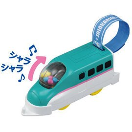 TAKARATOMY-PLARAIL鐵道王國寶寶多美火車-E5系新幹線383元